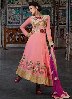 Anarkali-Dresses-for-Bride