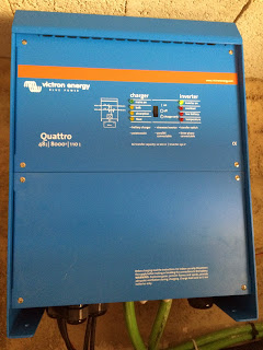 instalacion de energia solar fotovoltaica modulos paneles victron energy klne sunteams 5000w 8000va policristalinos bainwatt 24v 48v 250wp