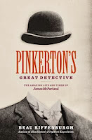 Pinkerton's Great Detective Beau Riffenburgh cover