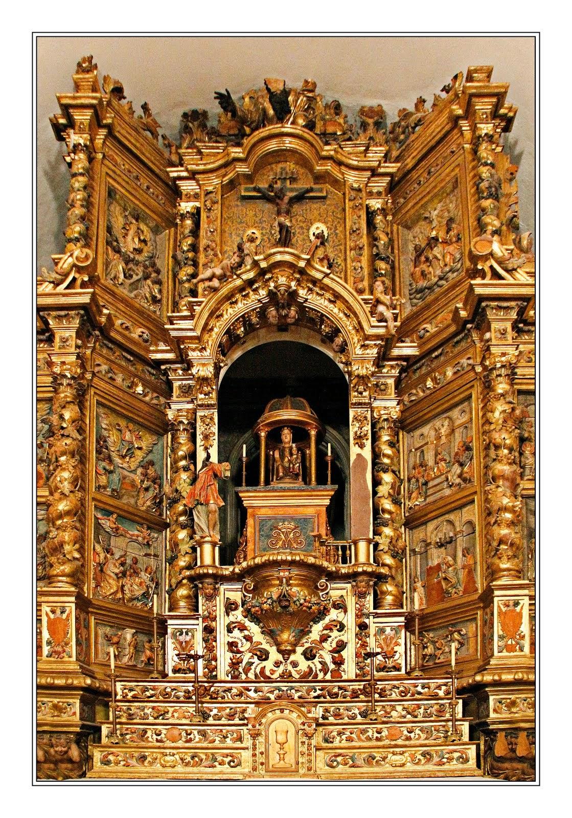 Retaule ermita de Santa Maria de Coaner