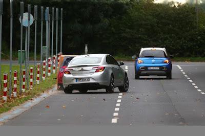 Επίδειξη τεχνολογίας Opel