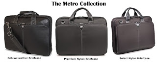 Stylish Metro Laptop Case Collection from Mobile Edge