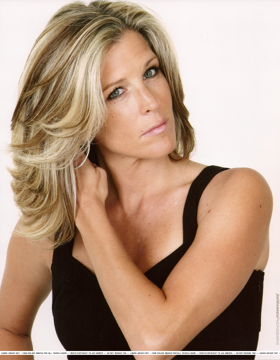 carly corinthos laura wright general hospital voices