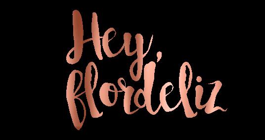 Hey, Flordeliz!