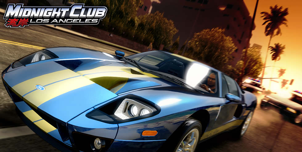 Midnight Club - L. A. Remix for PSP Game