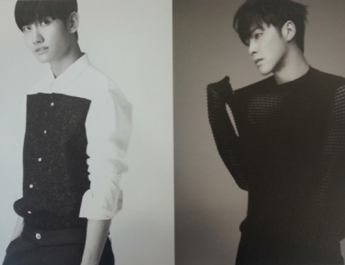 Dong Bang Shin Ki (TVXQ) Photo Set