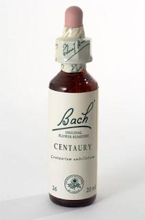 centaury, rimedio floreale di Bach