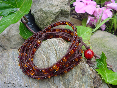 gunadesign Bracelet Honey in Chan Luu Style