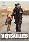 Cartel de la película Versalles que nos recuerda a The road