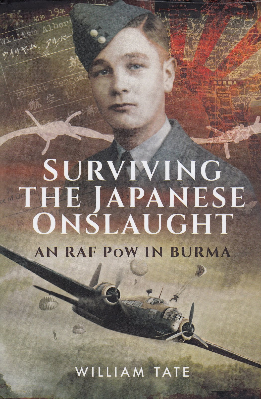 Surviving The Japanese Onslaught