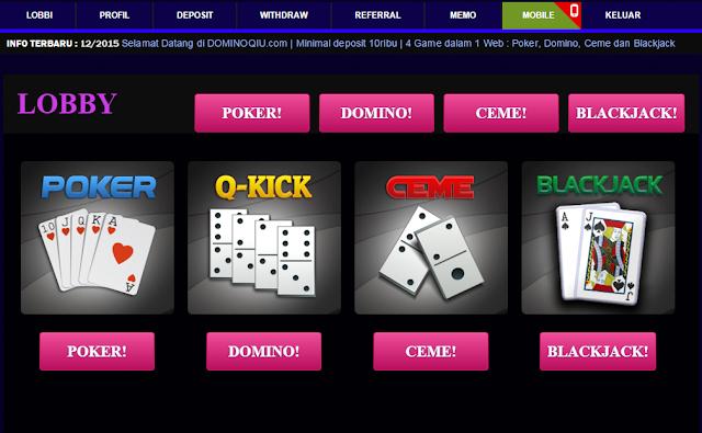 agen domino 99 online