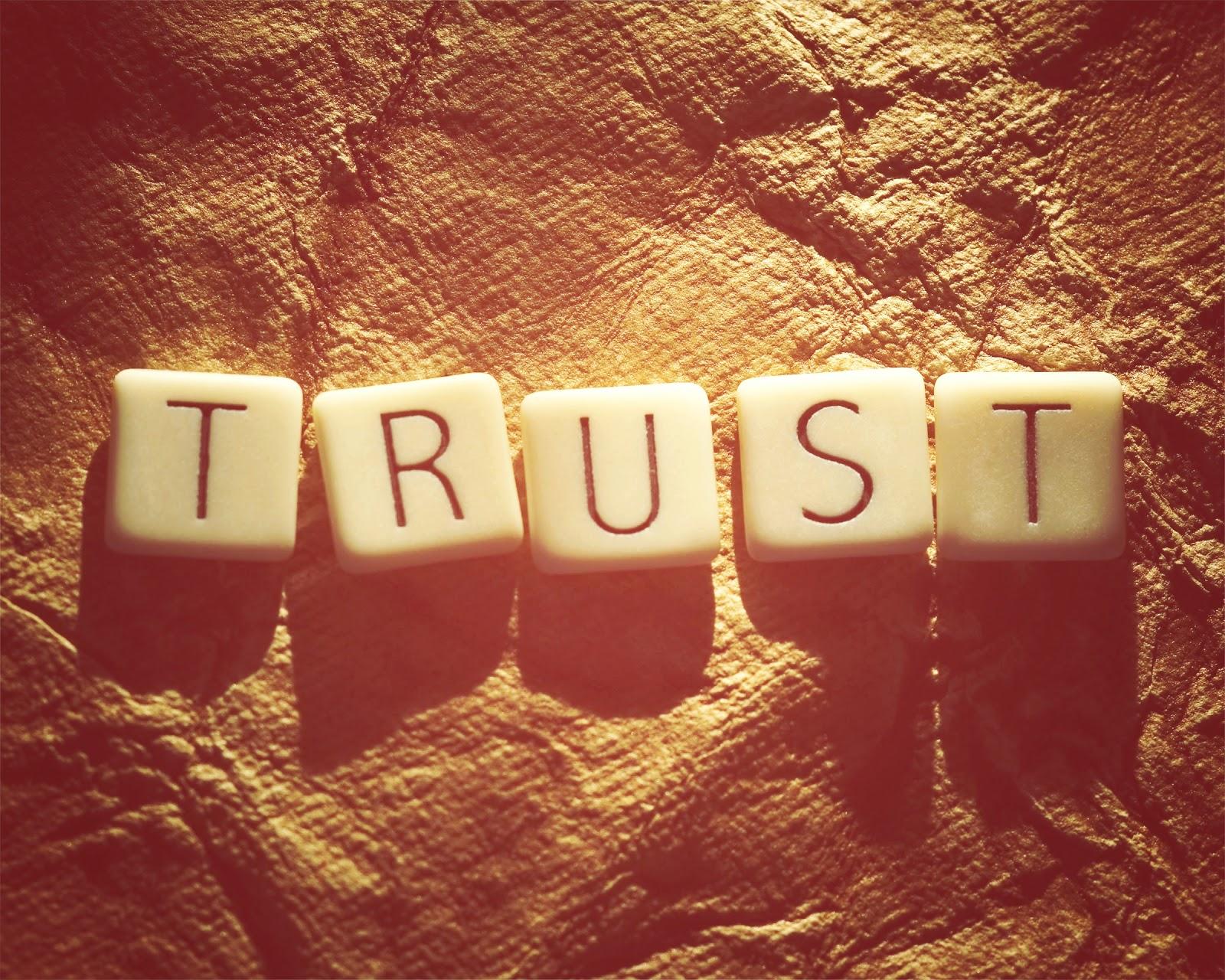 картинки о доверии