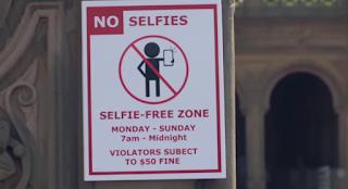 تقرير: صور السيلفي أكثر خطورة مما يتصور الكثيرون !