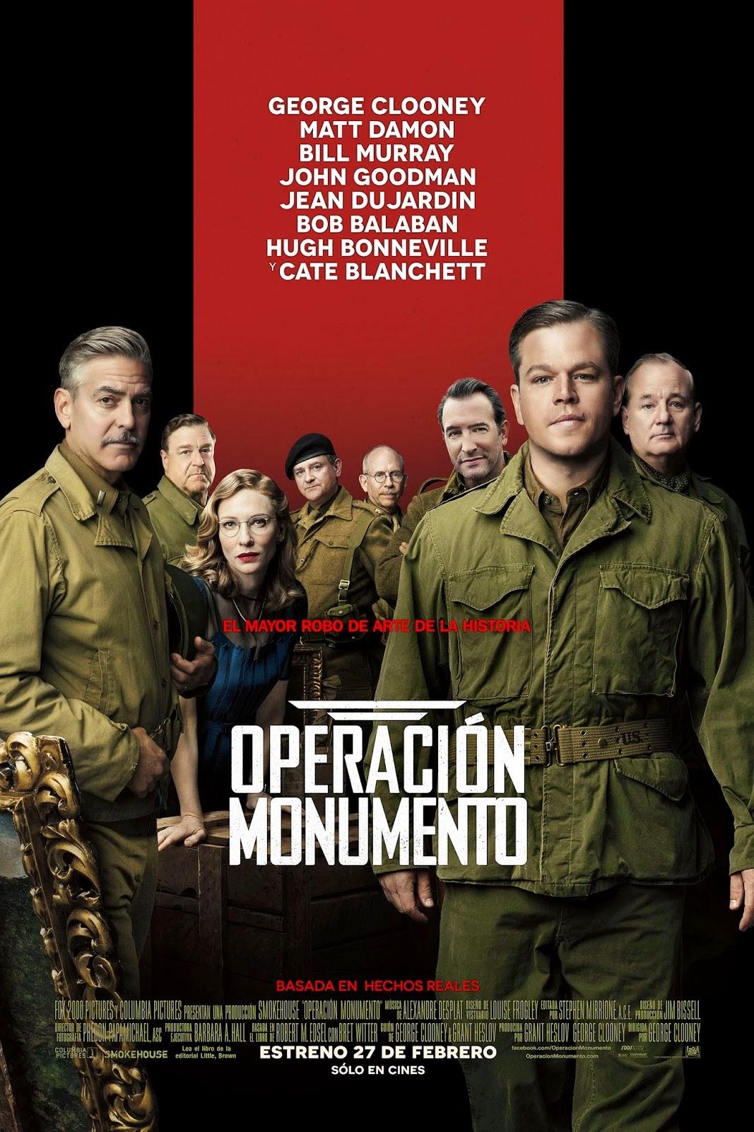 Operación Monumento (2014) Online