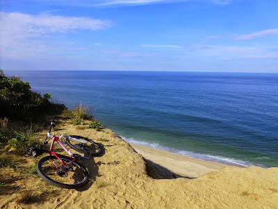 Mountain biking to the edge of the Atlantic in the Cape Cod National Seashore.  The Saratoga Skier and Hiker, first-hand accounts of adventures in the Adirondacks and beyond, and Gore Mountain ski blog.