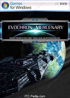 Evochron Mercenary v1.828 incl keygen