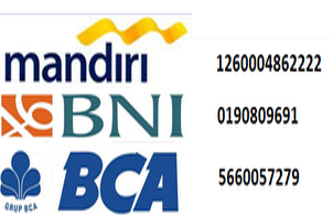 Rekening Bank a.n Chaerul Mukminah