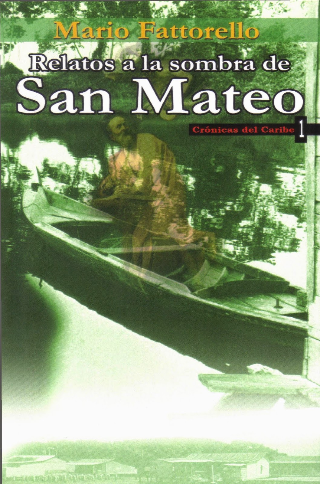 Portada de relatos a la sombra de San Mateo. Mario Fattorello