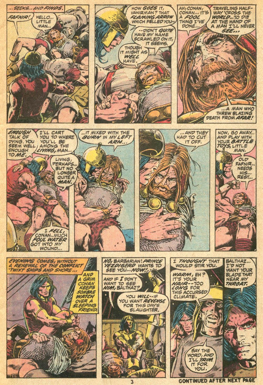 Conan the Barbarian (1970) Issue #20 #32 - English 4