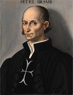 Bembo ritratto da Cranach il Giovane(ca.1532 - 1537)