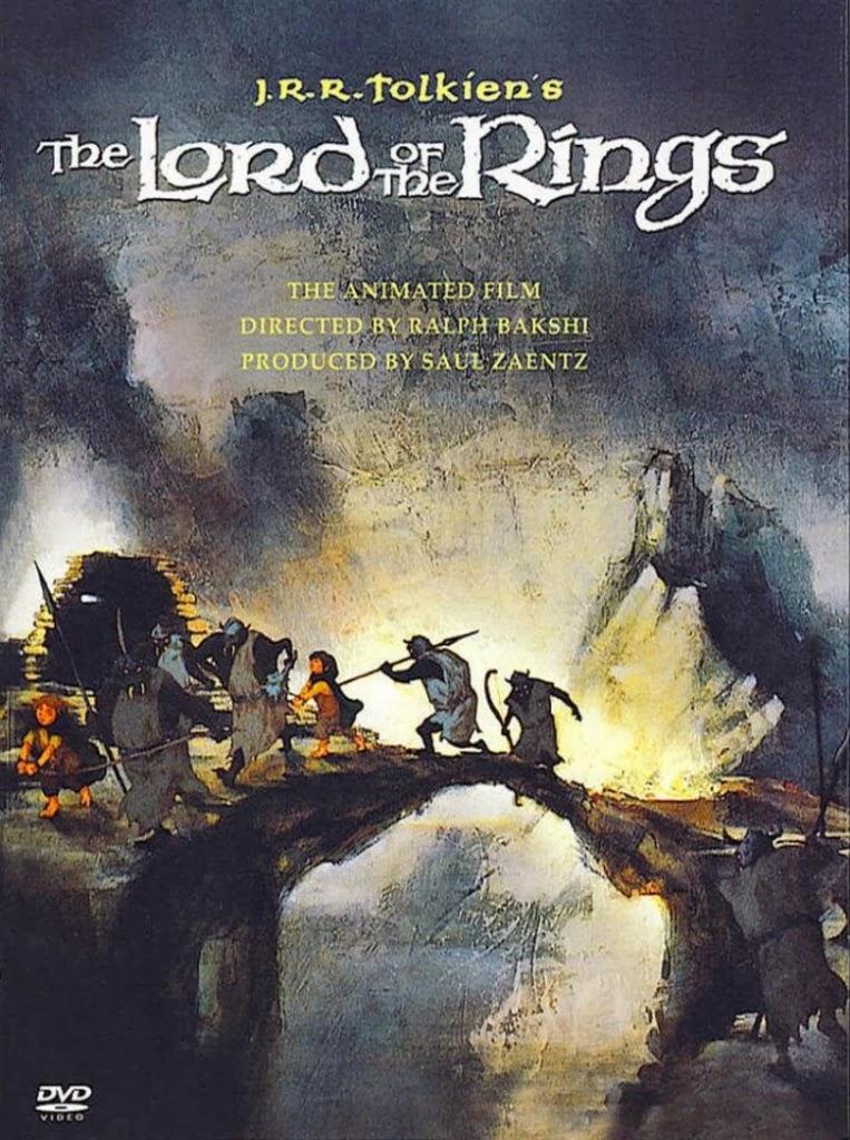 O Senhor dos Anéis – Dublado (1978)