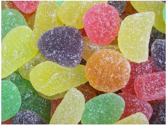 Fatto in casa ricetta caramelle gommose gel e alla frutta - Casa di caramelle ...