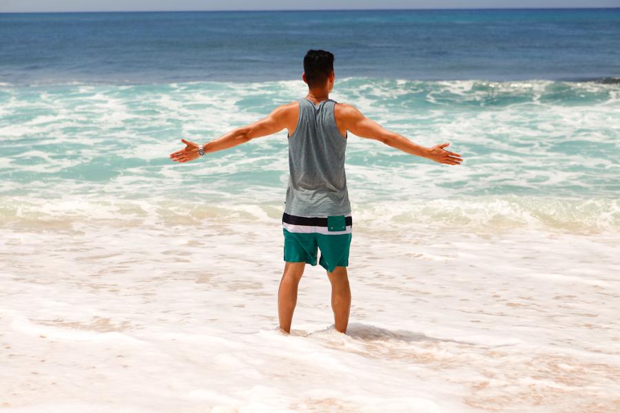 Levitate Style - North Shore Oahu, Hawaii   Summer Style Series feat H&M, Target, Merona