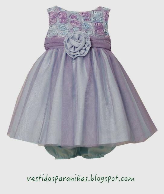 Vestidos para niñas de 2 a 4 años para ceremonia - Vestido de gala