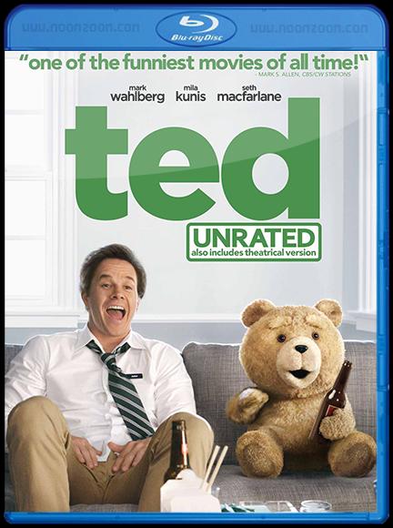 [Mini-HD]  Ted (2012) : หมีไม่แอ๊บ แสบได้อีก [1080p][เสียงอังกฤษ - ไทย][บทบรรยายไทย - อังกฤษ][เสียงไทยบทบรรยายไทยดีวีดีมาสเตอร์]
