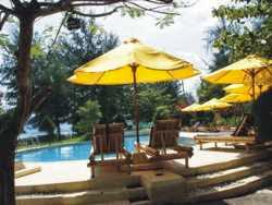 Hotel Bintang 3 di Lombok - Hotel Gili Air and Restaurant