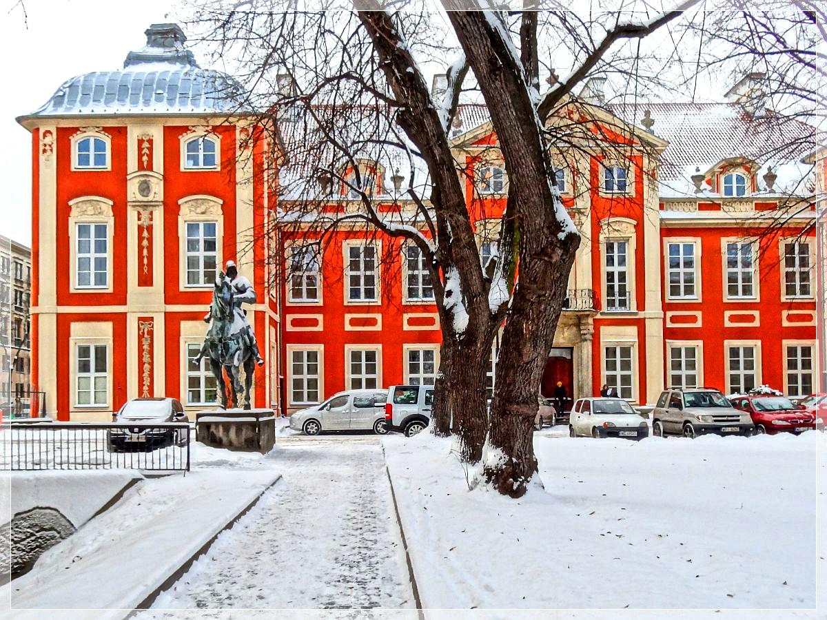 Warszawa w HDR
