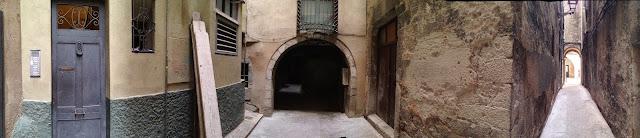 Plaça del Raïm. Girona. Altres llocs d'interés. Barri Vell.