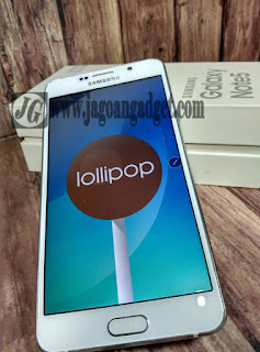Replika Samsung Galaxy Note 5 HDC menggunakan Android Lollipop