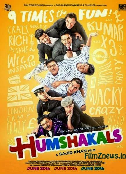 Humshakals (2014) Movie Songs Lyrics & Videos