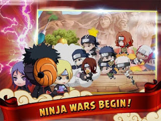 Download Game Ninja Heroes Mod Apk