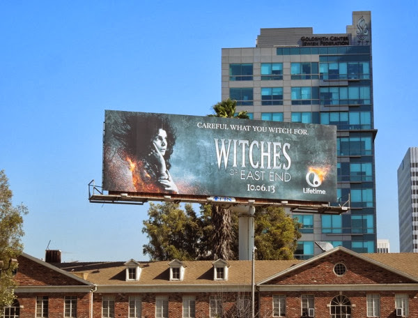 Witches of East End season 1 billboard