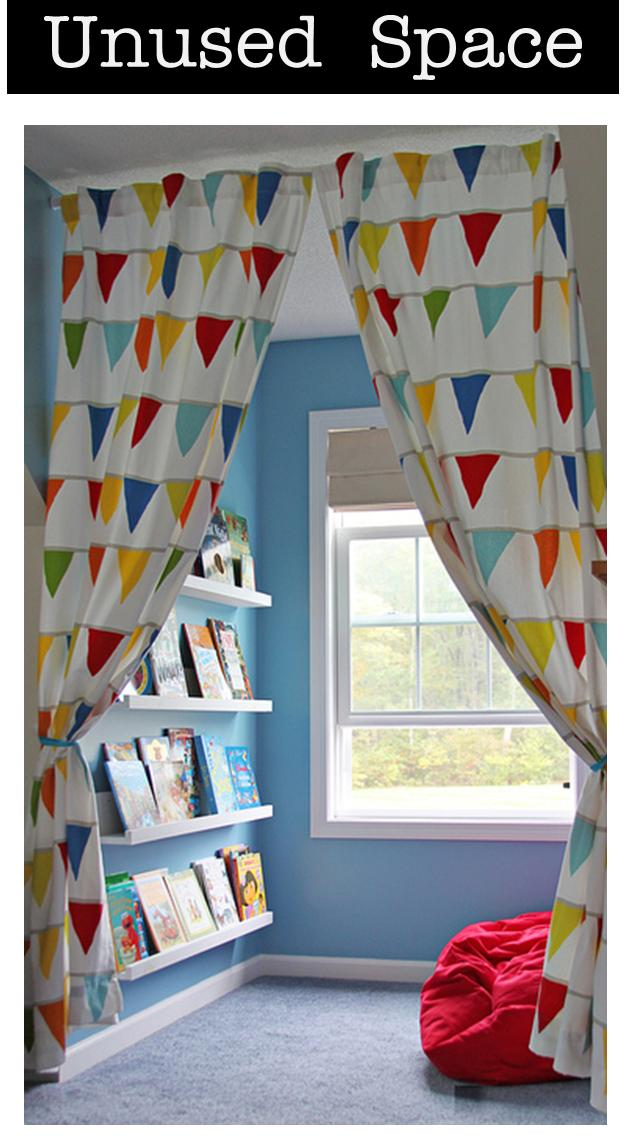 It 39 S Written On The Wall Design Your Own Reading Nook For