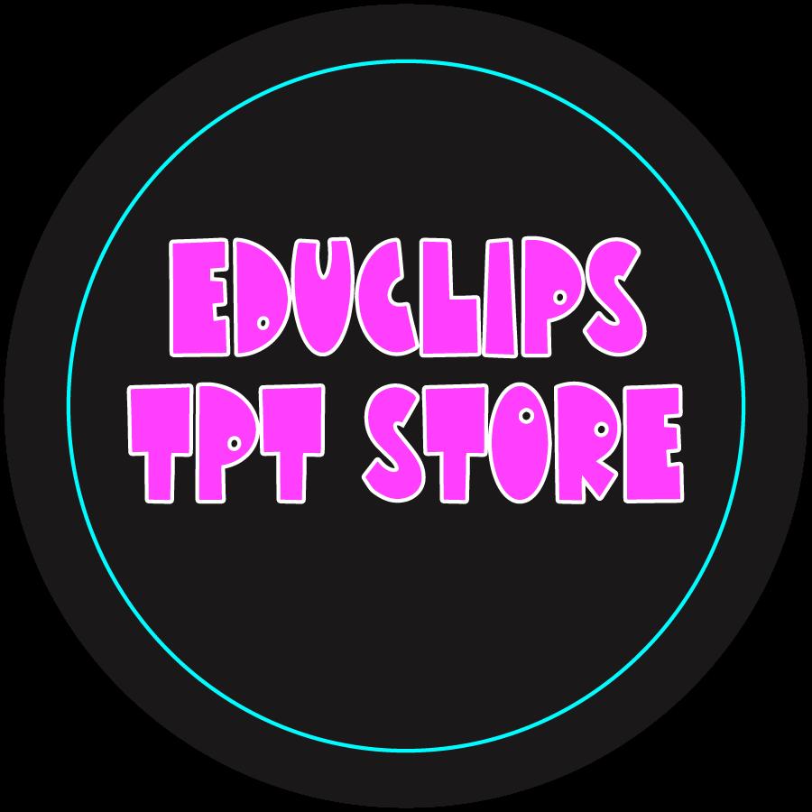SHOP EDUCLIPS CLIPART