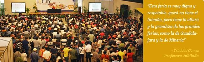 Feria de la lectura Yucatán 2014
