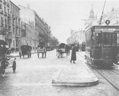 Fotografías antiguas de Madrid