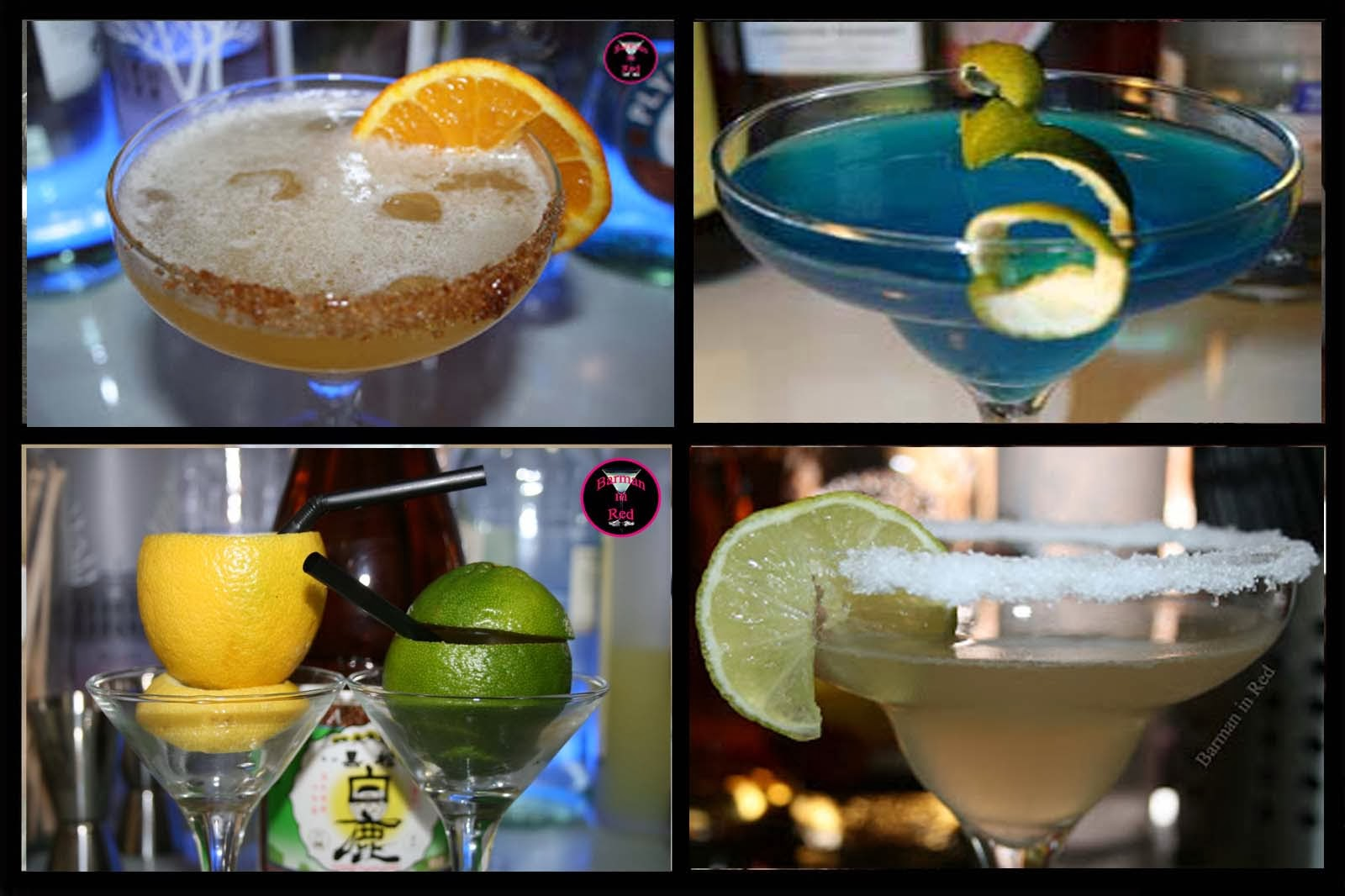 tequila Margaritas