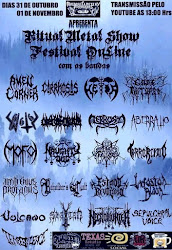 RITUAL METAL SHOW FESTIVAL ONLINE