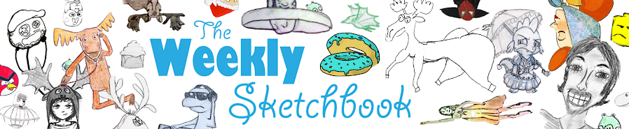 The Weekly Sketchbook