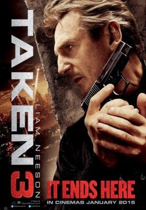 Info review Sinopsis Film Taken 3 (2015)