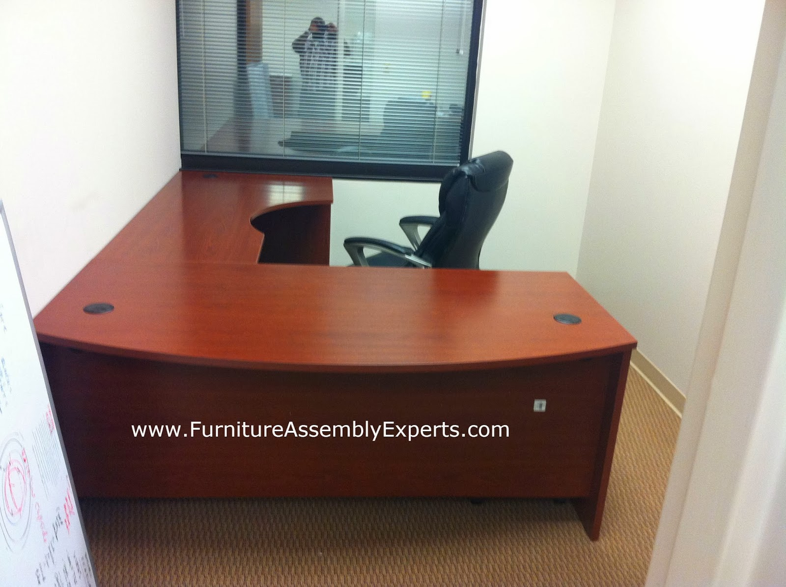 Office Furniture Installation Dc Desks Chairs