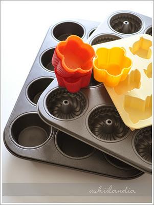 foremki do ciastek i formy do pieczenia ciast - przewodnik (foremka do muffinów, babeczek i wypieków wielkanocnych)