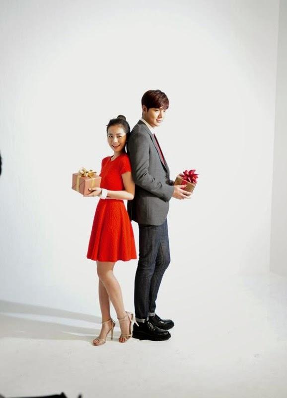 Lee Min Ho, kacak, Emily Chan, 11street, Malaysia, merah