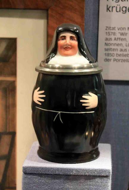 Auch den Nonnen schmeckte das Bier © Copyright Monika Fuchs, TravelWorldOnline