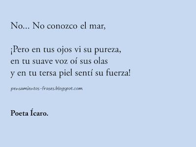 frases de Poeta Ícaro