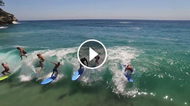 3rd ANNUAL SWELL x CATCHSURF PARTYWAVE PATRIOTS